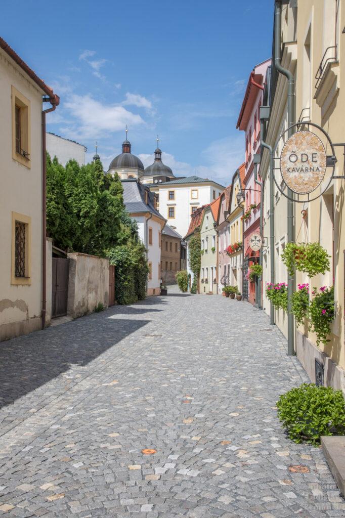 Olomouc - Hrnčířská ulice