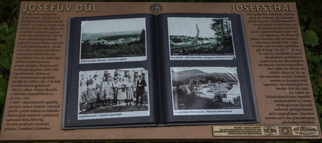 Album Šumavy - Josefův Důl