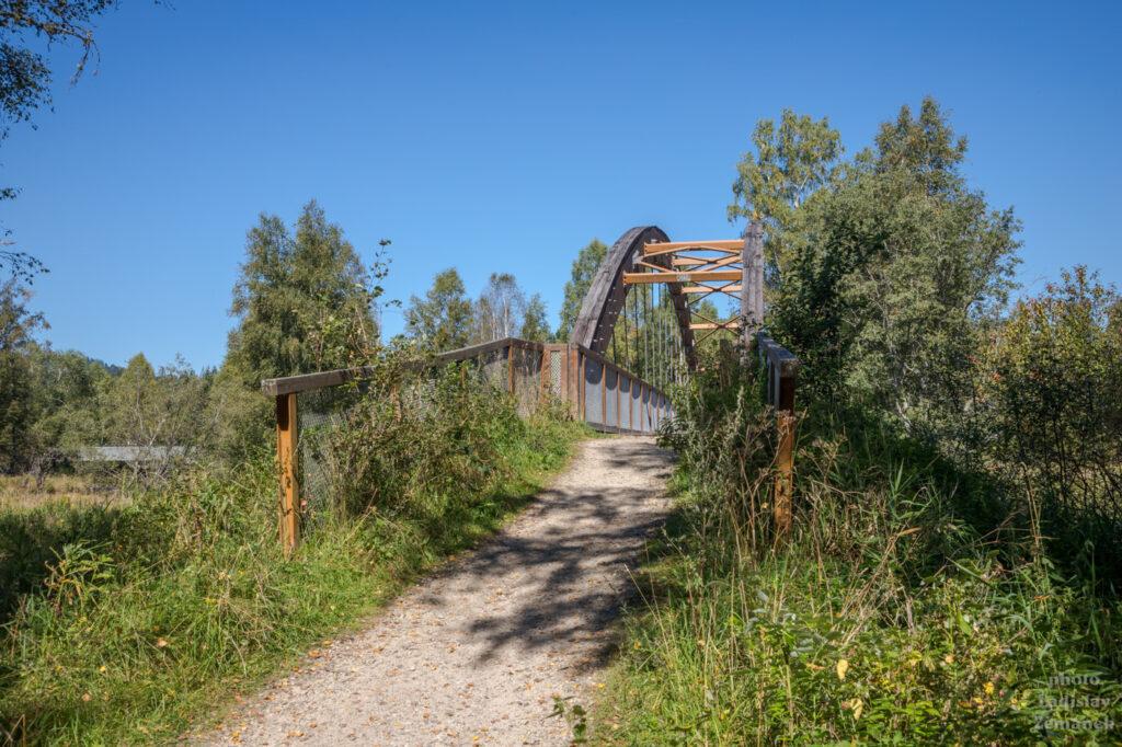 Černý Kříž - Most přes Studenou Vltavu
