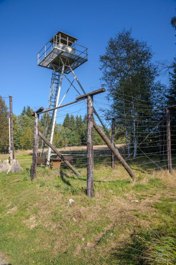 Nové Údolí - železná opona