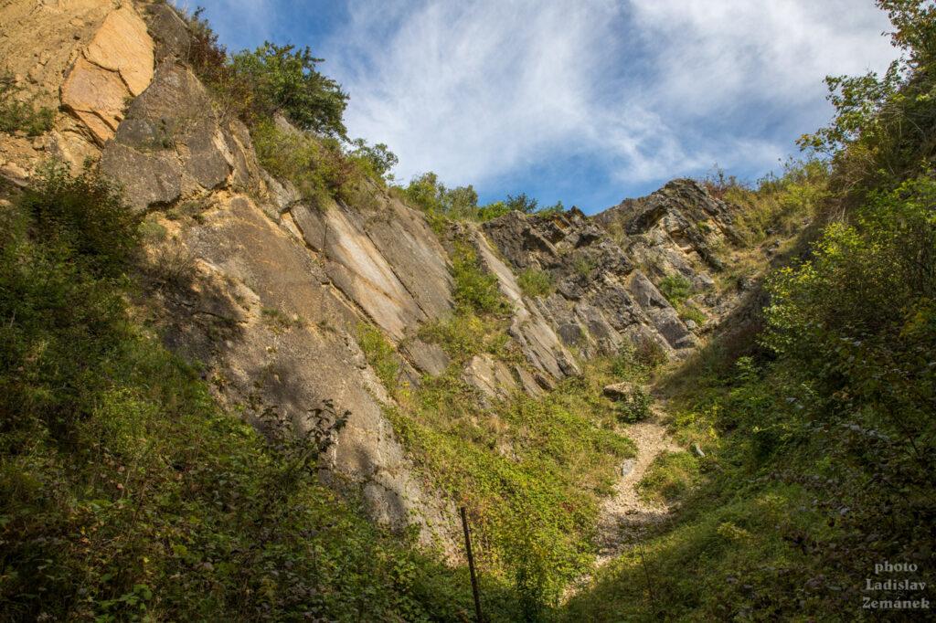 Prokopské údolí - lom Prastav