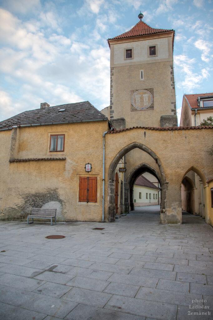 Horažďovice - Červená brána